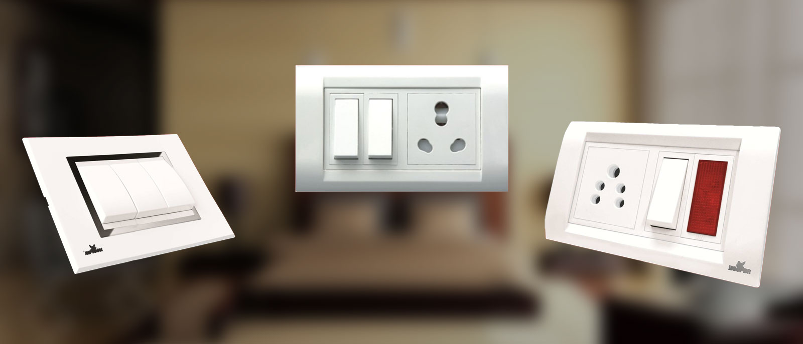 Electric Switches Manufacturer, Electrical Switches, Modular ...